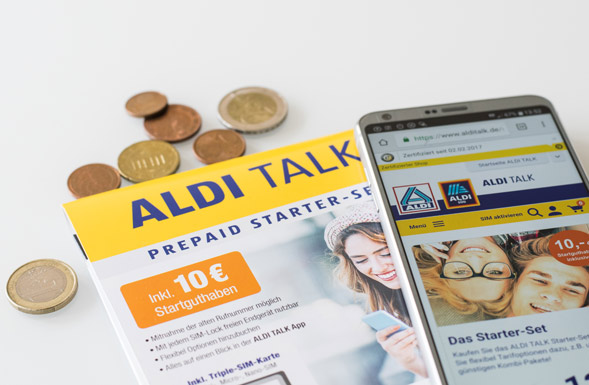 Aldi-Talk Starter Kit