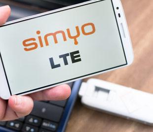 LTE mit Simyo?