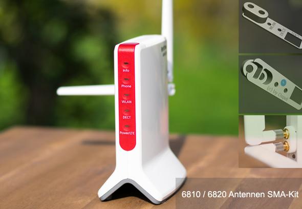 bausatz fritz box 6810 6820 externe antenne. Black Bedroom Furniture Sets. Home Design Ideas