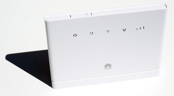 E315s LTE Router von vorne