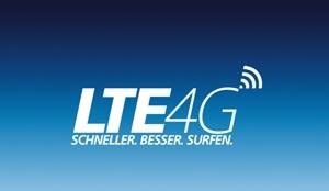 LTE von O2