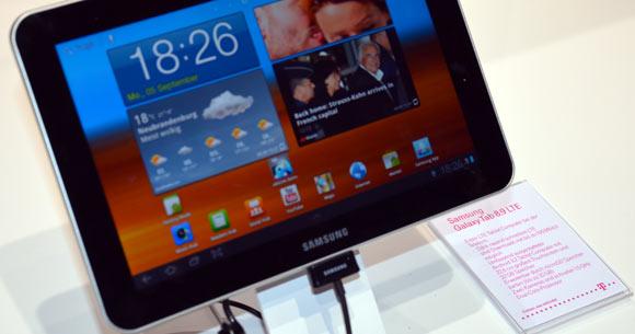 sterreich erstes lte tablet von t mobile. Black Bedroom Furniture Sets. Home Design Ideas