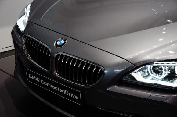 Connected Drive von BMW