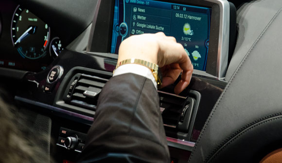 BMW Connected Drive mit LTE