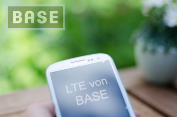 LTE jetzt auch von BASE verfügbar