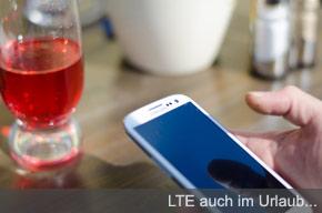 LTE auch im Urlaub nutzen
