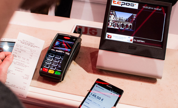 Mobile Payment | Cebit 2014