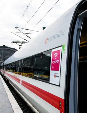 Deutsche Bahn doch kein LTE?