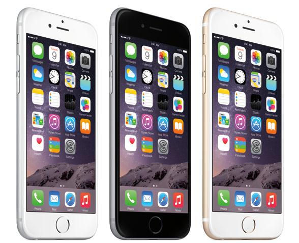 iphone6 im neuen Gewand