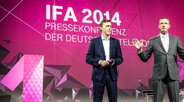 Niek van Damme: Telekom start All in one