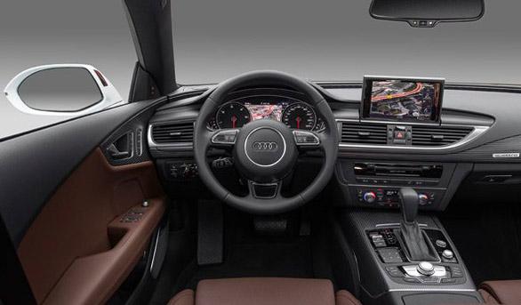 Audi Kartenupdate per LTE