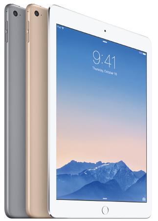 iPadAir2 und 3 mini