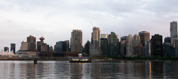 Vancouver - einer der ersten LTE-Städte Kanadas
