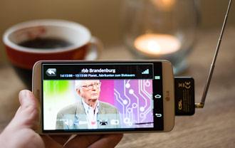 DVB-T am Smartphone