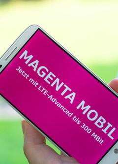 Telekom bietet 300 MBit über LTE