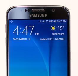 Galaxy S6 bekommt Update