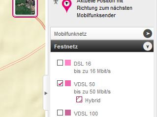 Telekom Dsl Verfügbarkeit Karte.Hybrid Verfügbarkeitskarte Wo Gibts Die Tarife Schon