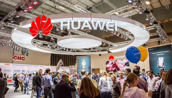 Huawei auf der IFA