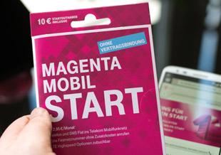 MagentaMobil Start Kit der Telekom