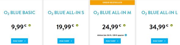 BASE jetzt mit O2-Blue