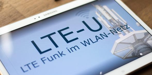Kommerzieller Test mit LTE-U