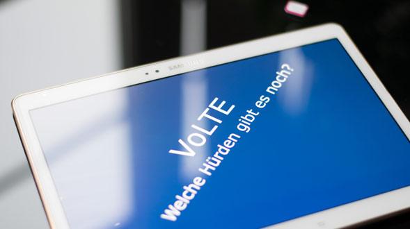 Probleme zur Nutzung von VoLTE