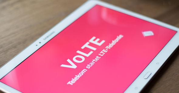 VoLTE Start Telekom