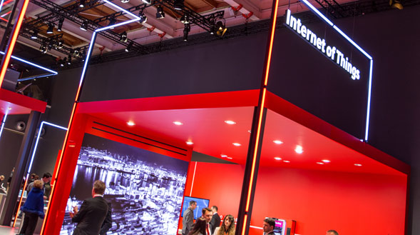 Internet of things | Vodafone Cebit 2016
