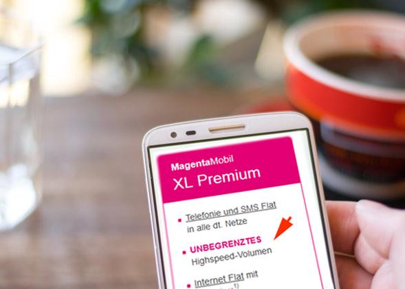 Magentamobil LTE unlimitiert