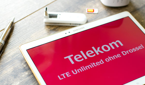 Full Flat mit LTE von der Telekom