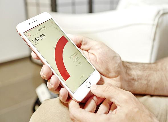 375 MBit LTE bei Vodafone