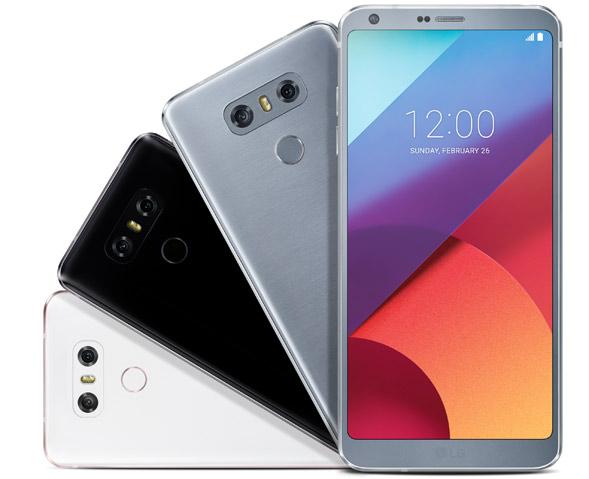 LG G6 Smartphones