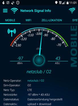 LTE Netzclub
