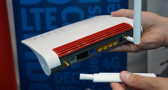 Fritzbox 6890 LTE
