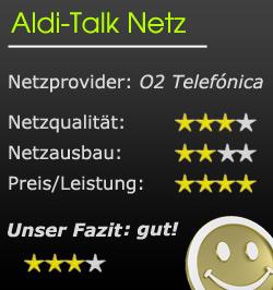 Wertung zu Aldi-Talk