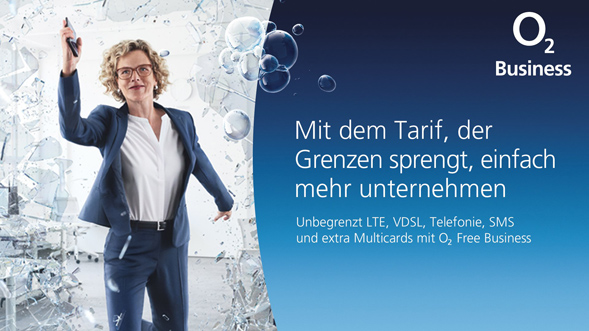 O2 Free Business Unlimited