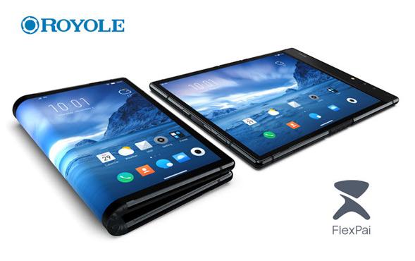 Royole faltbares Handy