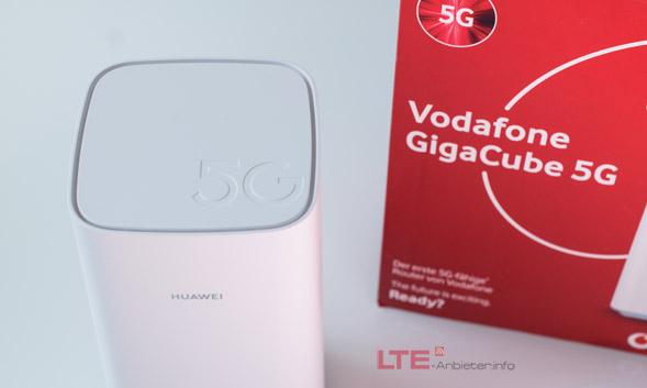Gigacube 5G von oben