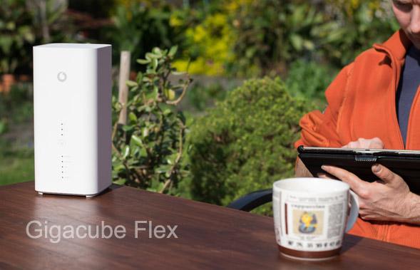 Gigacube Flex Tarif buchen
