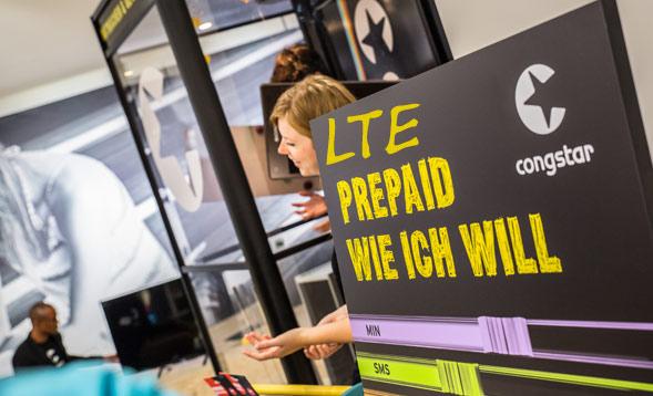 congstar Prepaid mit LTE
