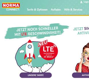 Norma jetzt mit LTE
