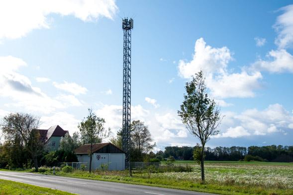 Mobilfunkmast Telekom