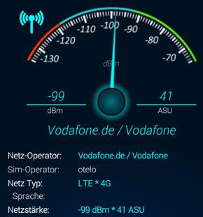 4G bei Otelo mit einer Prepaid-SIM