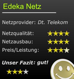 EDEKA: Unsere Netzbewertung