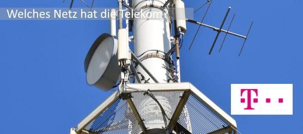 Spezial zum Fest- und Mobilnetz der Dt. Telekom