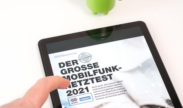connect Netztest 2021
