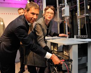 LTE-Sendemast in Kyritz geht online