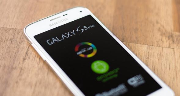 S5 Mini Smartphone