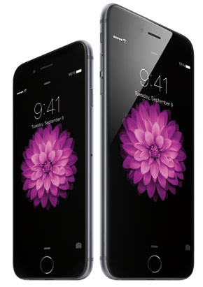 iPhone 6 (small und big)