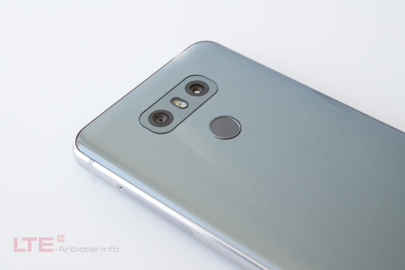 Kamera des LG G6